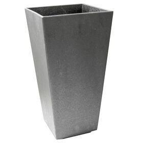 Picture of 20IN SONATA PLANTER SILVER