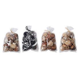 Picture of Natural Orbs in a Bag- Assorted (sold separately)