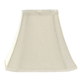 Picture of White Rectangle Lamp Shade