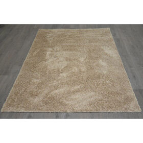Picture of C74 Taupe Shag Rug
