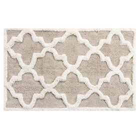 Picture of QUATREFOIL 2PC ST IVRY/LINEN