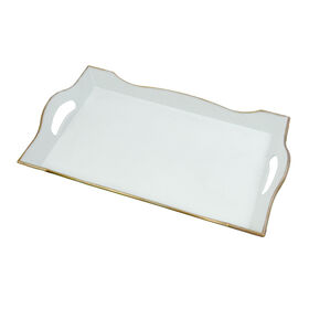 Picture of VE GEN MIST TRAY GLD EDGE LG