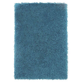 Picture of Teal Senses Accent Rug- 27x42 in.