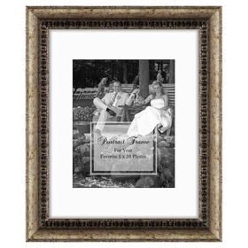 Picture of 11 X 14-in/ 8 X 10-in Champagne Frame
