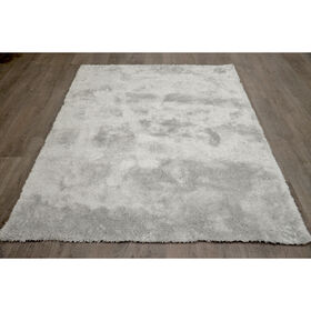Picture of C76 Pale Blue Cosmo Shag Rug
