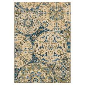 Picture of A244 Ceramic Layers Rug