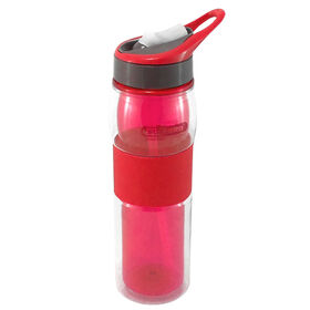Picture of 19oz Tritan Drinkware with Sleeve, Red