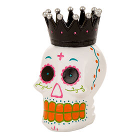 Picture of Day of the Dead Bride Skeleton- 4.5-in