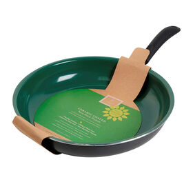 Picture of Gibson Home 8-in Fry Pan - Green and Matte Gray