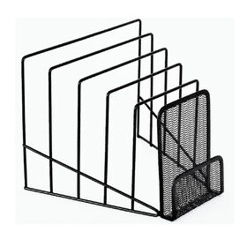 Picture of MTL MESH FILE RACK-BLK
