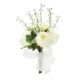 Picture of Artificial Floral Wedding Bouquet