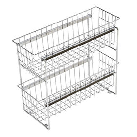 Picture of RO 2 TIER BSKT W/MID DIVIDER