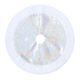 Picture of 18-in Mini Sequin Tree Skirt