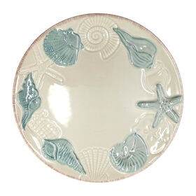 Picture of Coastal Dinner Plates- Set of 4