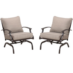 Picture of Arlington Set of 2 Cushioned Rocker Chairs