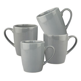 Picture of S/4 12 OZ MUG GRAY