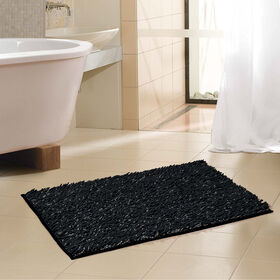 Picture of Gala Noodle Rug - Black