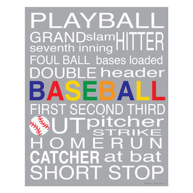 Picture of 18 X 24-in Play Ball Children's Studio Art
