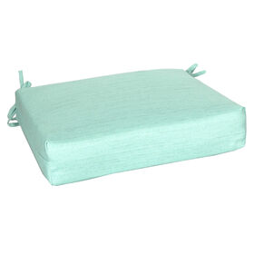 Picture of Fulton Breeze Mist Square Seat Cushion
