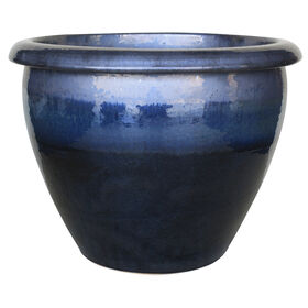 Picture of 11.8 IN HARVARD POT GM/ BL