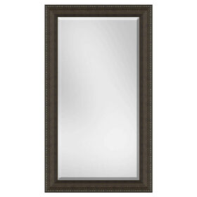 Picture of 24 X 48-in Bronze Beaded Beveled Mirror