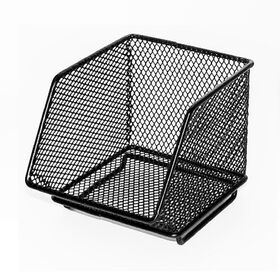 Picture of MTL MESH SM STACK BIN-BLK
