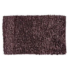 Picture of Chocolate Paper Shag Rug 3 X 5 ft