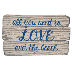 Picture of 18X30 COIR LOVE BEACH SHAPED