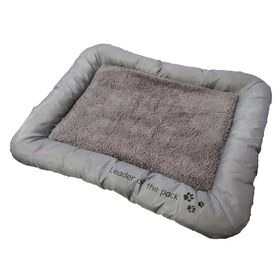 Picture of Leader of the Pack Crate Pad- Grey 30x21-in