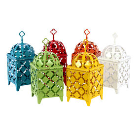 Picture of Assorted Moroccan Lantern- 14.3 in. (sold separately)