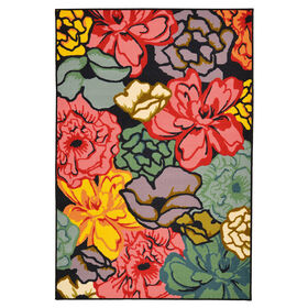 Picture of D360 ANNA LRG FLORAL 79X108