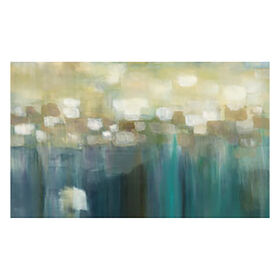 Picture of 36 X 60-in Aqua Light Gallery Art