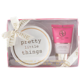 Picture of Pretty Little Things Trinket Tray Set with Lotion