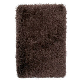 Picture of C17 Chocolate Senses Shag Rug
