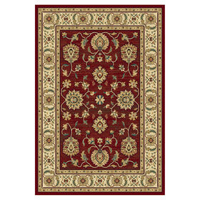 Picture of Premium Cream and Wheat Paige Thayer Accent Rug 20 X 32-in