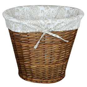 Picture of HAMPER-OVL SPLT WLW-CARM/PBL
