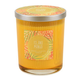 Picture of Island Mango Filled Candle (16 oz)