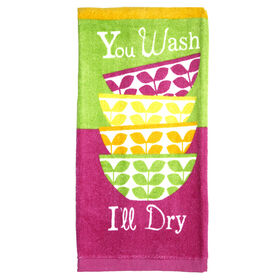 Picture of TECHSTYLE YOU WASH I LL DRY-KT