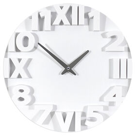 Picture of AC 14D MODERN EMBOSSED CLOCK