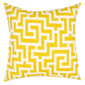 Picture of Keyes Banana Square Pillow