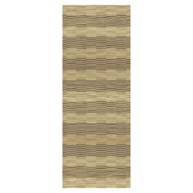 Picture of B268 Beige Cambridge Plank Rug