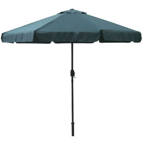 Picture of 9ft. Crank Tilt Umbrella, Hunter