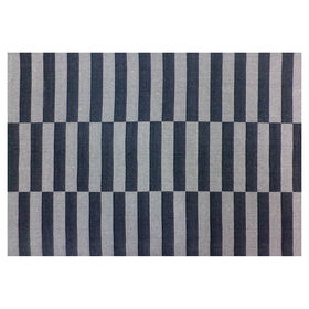 Picture of Beige and Black Palazzo Rug 8 X 10 ft