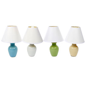 Picture of AL  14 SOLID RIDGED LAMP 4A
