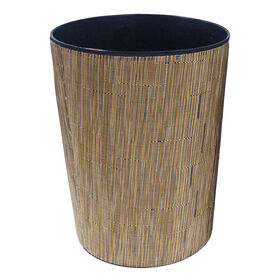 Picture of DECO WRAP WASTE BIN TAN