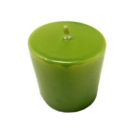 Picture of Green Votive- Set of 4