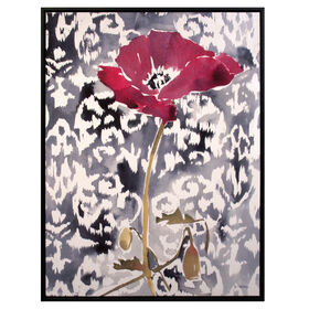 Picture of 32 X 42-in Red Poppy Gallery Art