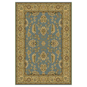 Picture of Blue Bhutan Rug 5 X 7 ft