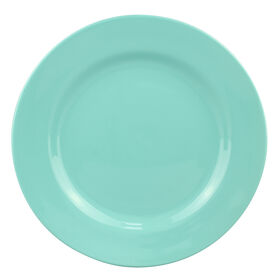 Picture of S/4 RD DINNER PLATE TURQ