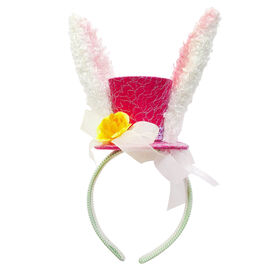 Picture of Bunny Ears with Hat Headband